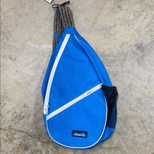 Kavu Paxton Pack Blue Trap